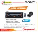 El mejor estulo y sonido para tu AUTO sony stereo car system