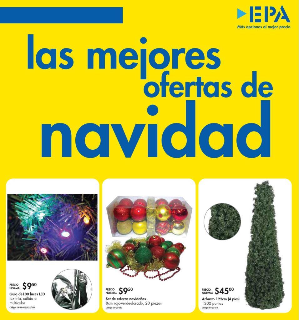 Ferreteria EPA Las mejores ofertas de productos de NAVIDAD 2015