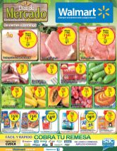 Frutas y Verduras en WALMART desde ahora viernes hasta domingo - 09oct15