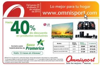 Hasta 40 off de descuento en Omnisport online