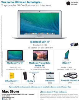 JBL Flip 2 office mac y mas accesorios APPLE