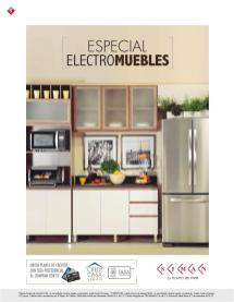 Planes de credito catalogo ELECTRO muebles SIMAN el salvador