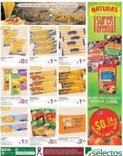 Super ofertas en PASTAS y SOPAS en supermercado selectos - 08oct15