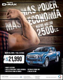 Un pickup con gran poder y mas economia