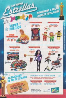 new starts JUGUETON TOYS for all kids ages