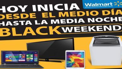 AHORA inicia en supermercados WALMART el salvador BLACK WEEkEND 2015