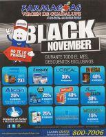 BLACK november 2015 en farmacias virgen de guadalupe