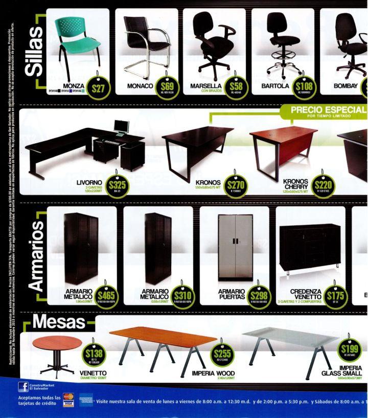 Black Friday 2015 promociones en muebles sillas escritorios mesas