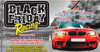 Black Friday racing sport auto accesories_1