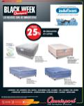 Compra cama nueva con descuentos en el viernes negro
