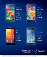 Desde 15 dolares smartphone TIGO en su blue week 2015