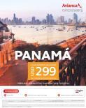 Going to PANAMA city boletos baratos via AVIANCA