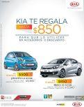KIA te regala hasta 850 dolares en tu auto nuevo