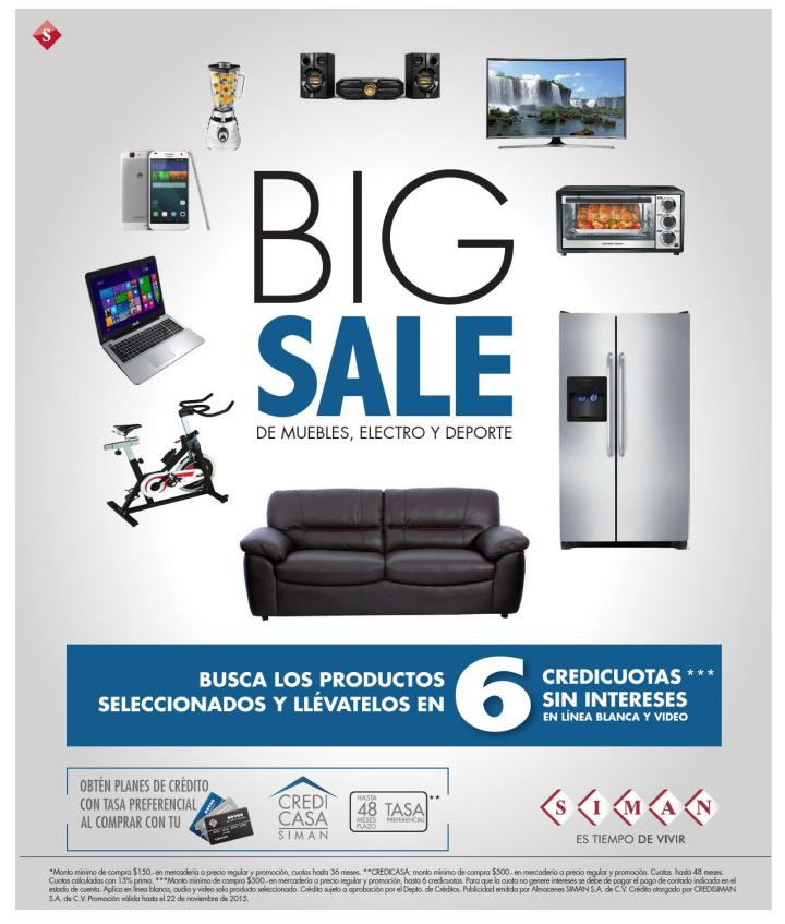November BLACK siman el salvador catalogo big sale
