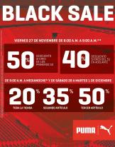 PUMA shoes and accesorios discount for blackfriday