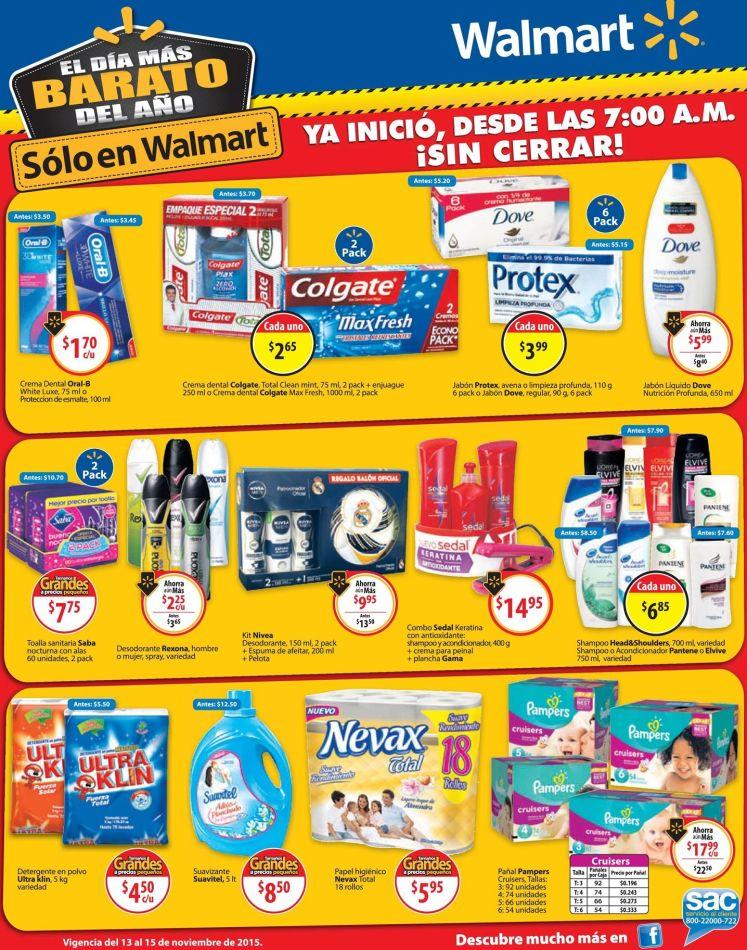 Productos para el hogar EL DIA MAS BARATO de walmart