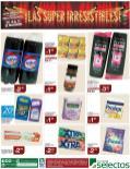 Semana de ofertas super irresistibles via SELECTOS - 16nov15