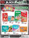 Super selectos BLACK ofertas en pampers