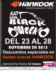 TIRES black discounts wekkend 2015