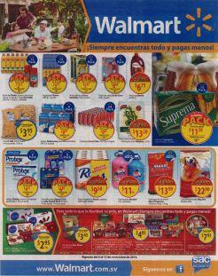 Viernes de compras de ofertas en walmart el salvador - 06nov15