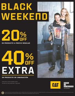 hasta 40 OFF en productos en liquidacion CAT store sv