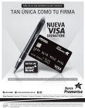 nueva tarjeta PREMIA black de banco promerica