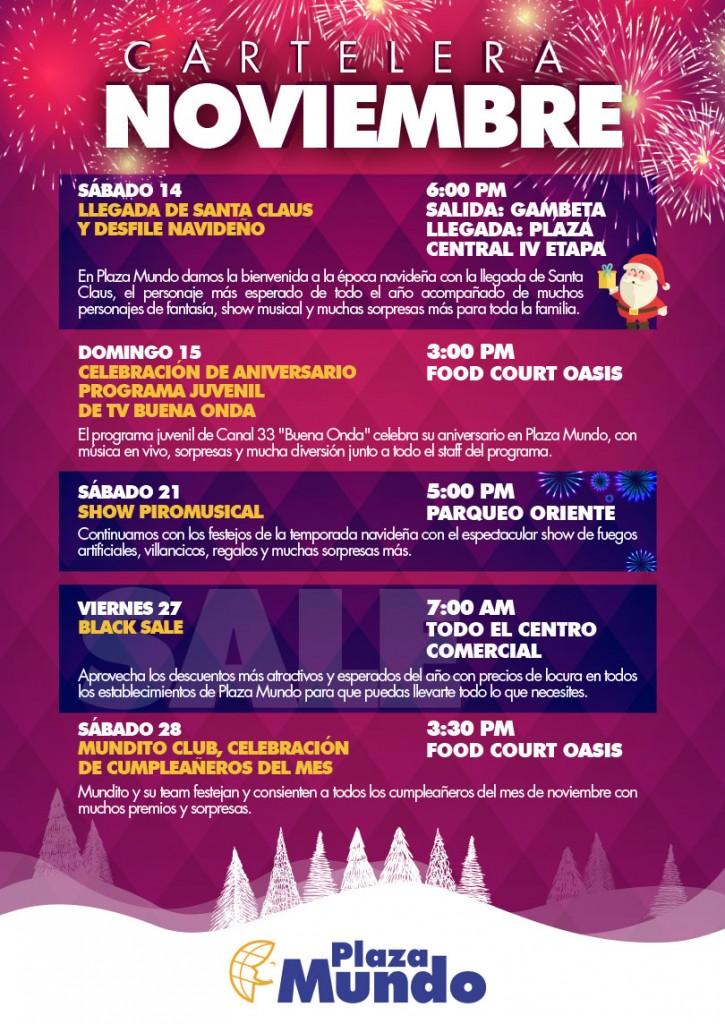 plazamundo elsalvador evento novirembre 2015