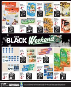 tu carretilla de super black weekend 2015 llena de promociones