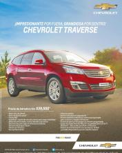 CHEVROLET Taverse 2016 impresive car amazing