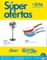 EPA super ofertas en OSTER electro products holiday deals