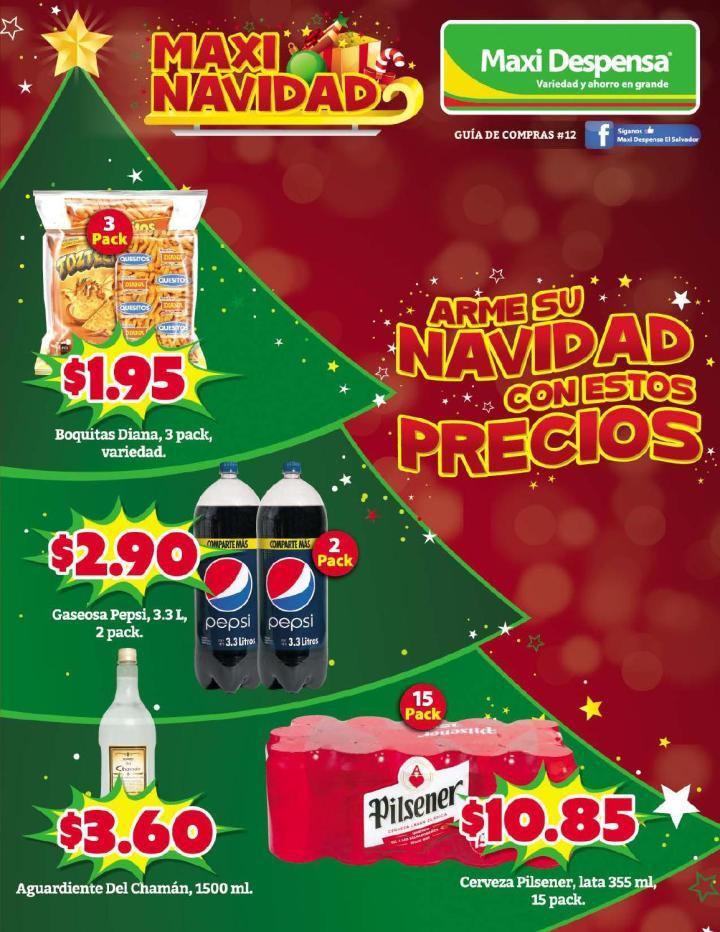 Max Despensa Guia de Compras no12 Diciembre 2015