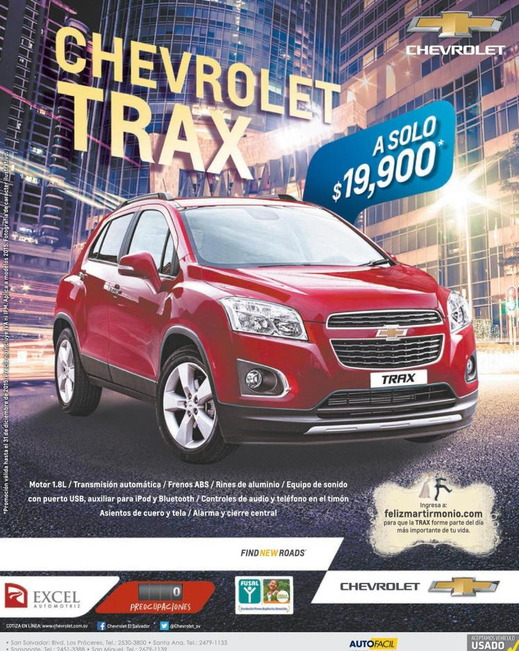 New Chevrolet TRAX find new rodas