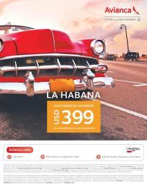 Promociones viaje turistico a LA HABANA cuba desde 399 dolares