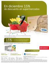 SCOtiABANK el salvador Descuento de 15 off en tus compras del super