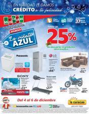 Tu felicidad tiene CREDITO for merry christmas GIFTS via La Curacao - 04dic15