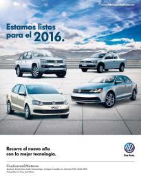 new models of volkswagen 2016
