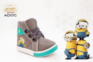 shoes for KIDS minions coleccion 2015