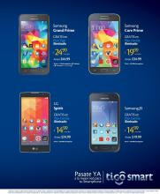 smartphones TIGO ofertas de navidad 2015