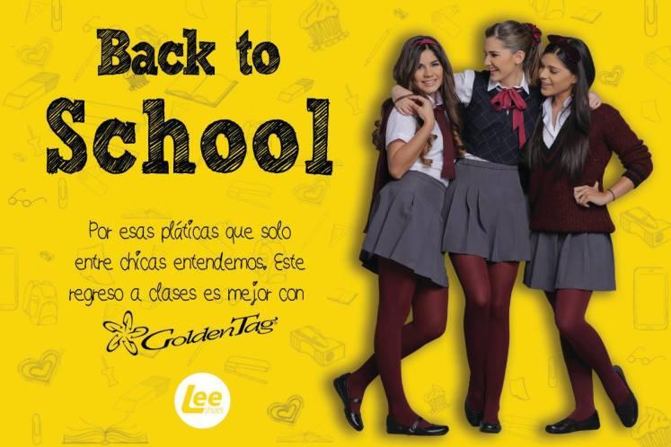 Back To school 2016 calzado para chicas bellas