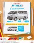 HIACE toyota 2016 El mejor microbus para mandar tus hijos a clases