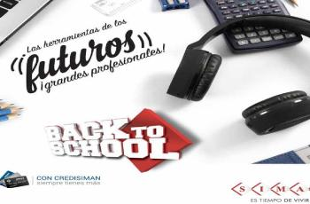 Revista de productos siman BACK TO SCHOOL 2016