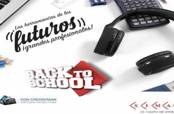 Revista de productos siman BACK TO SCHOOL 2016