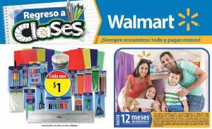 catalogo de ofertas WALMART back to school 2016