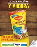 new ahorro ECONO PACK MAGGI consome de pollo