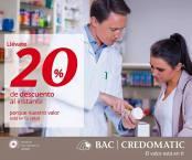 Ahora miercoles 17 de febrero 20 OFF en tus farmacias value