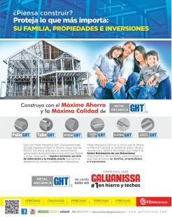 METAL mecanica GHT productos de hierro para construcciones