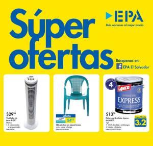 Promociones de Amor y AMistad para tu hogar en EPA el salvador