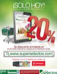 SUPER SEELCTOS Ahora con 20 OFF al instante con scotiabank - 15feb16