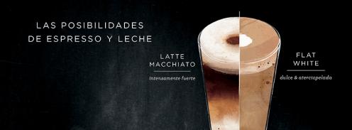 Starbucks el salvador LATTE macchiato FLAT white