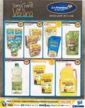 Todas las presentaciones de aceite orisol en OFERFTA despensa de don juan - 26feb16